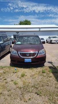 2008 Honda Odyssey for sale at Dakota Cars and Credit in Sioux Falls SD