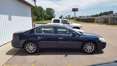2006 Buick Lucerne for sale at Dakota Cars and Credit in Sioux Falls SD