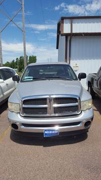 2002 Dodge Ram Pickup 1500 for sale at Dakota Cars and Credit in Sioux Falls SD