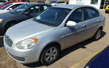 2006 Hyundai Accent for sale at Dakota Cars and Credit in Sioux Falls SD