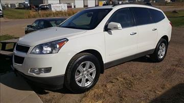 2012 Chevrolet Traverse for sale at Dakota Cars and Credit in Sioux Falls SD