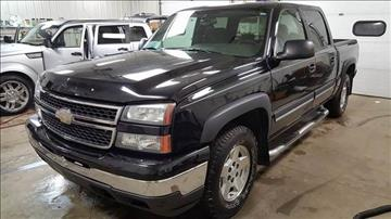 2006 Chevrolet Silverado 1500 for sale at Dakota Cars and Credit in Sioux Falls SD