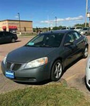 2009 Pontiac G6 for sale at Dakota Cars and Credit in Sioux Falls SD