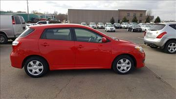 2010 Toyota Matrix for sale at Dakota Cars and Credit in Sioux Falls SD