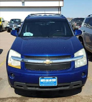 2007 Chevrolet Equinox for sale at Dakota Cars and Credit in Sioux Falls SD