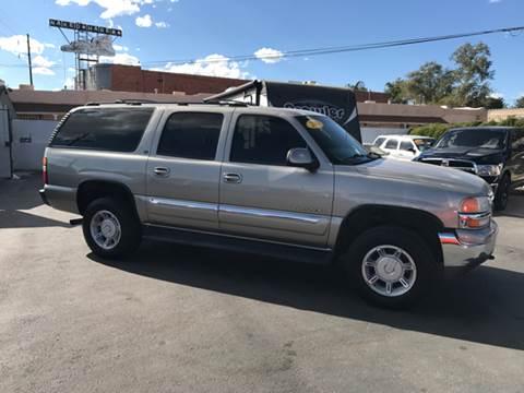 2002 GMC Yukon XL for sale in El Paso, TX
