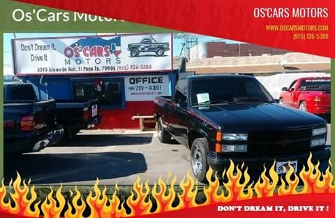 1990 Chevrolet C/K 1500 Series for sale in El Paso, TX