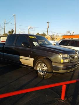 2005 Chevrolet Silverado 1500 for sale in El Paso, TX
