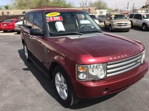 2005 Land Rover Range Rover for sale in El Paso, TX