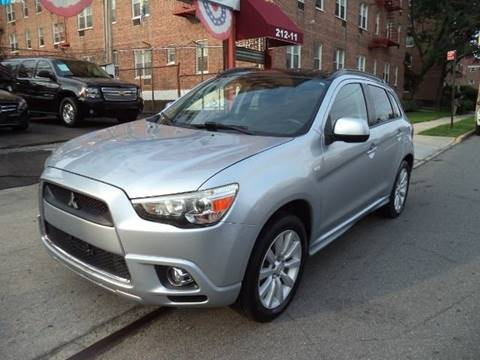 2011 Mitsubishi Outlander Sport for sale in Queens Village, NY