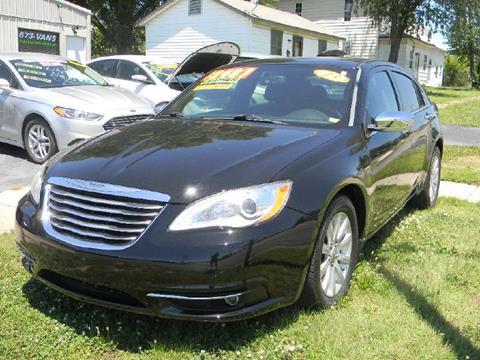 2013 Chrysler 200 for sale in Webb City, MO