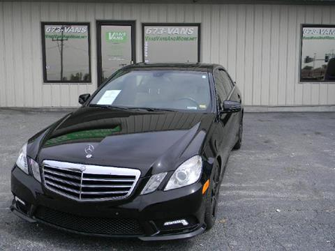 2011 Mercedes-Benz E-Class for sale in Webb City, MO