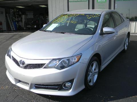 Toyota Camry For Sale  Carsforsalecom