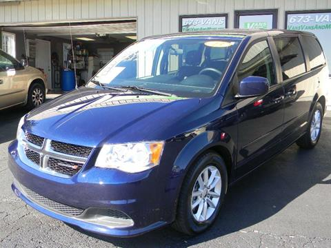 2013 Dodge Grand Caravan for sale in Webb City, MO