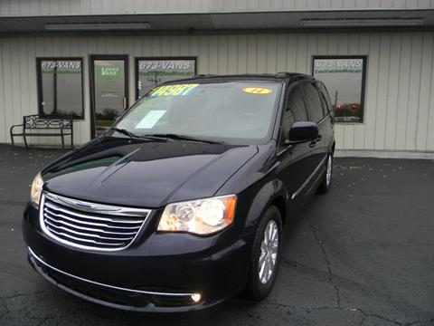 2014 Chrysler Town and Country for sale in Webb City, MO
