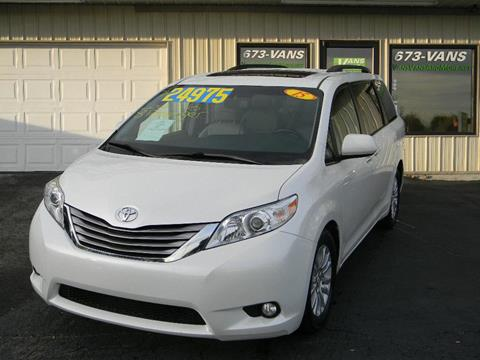 2015 Toyota Sienna for sale in Webb City, MO