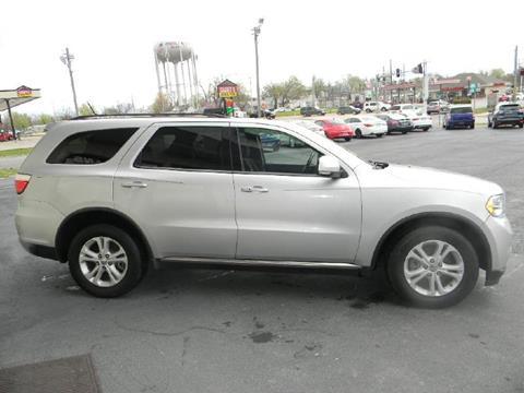 2011 Dodge Durango for sale in Webb City, MO
