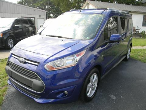 2014 Ford Transit Connect Wagon for sale in Webb City, MO
