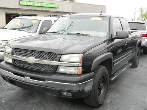 2005 Chevrolet Silverado 1500 for sale in Webb City, MO