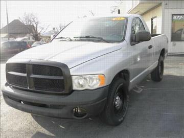 2003 Dodge Ram Pickup 1500 for sale in Webb City, MO
