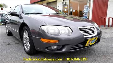 2002 Chrysler 300M for sale in Frederick, MD