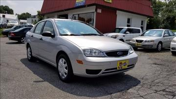 2007 Ford Focus for sale in Frederick, MD