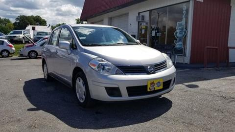 2008 Nissan Versa for sale in Frederick, MD