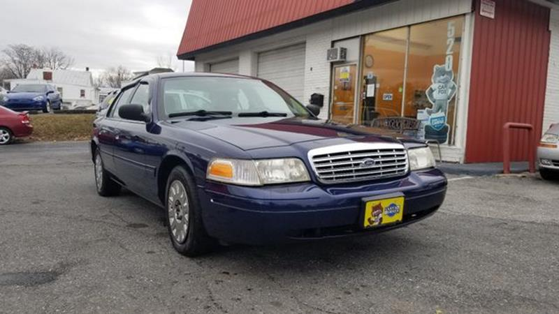 Ford Crown Victoria For Sale At Frederick Auto House In Frederick Md