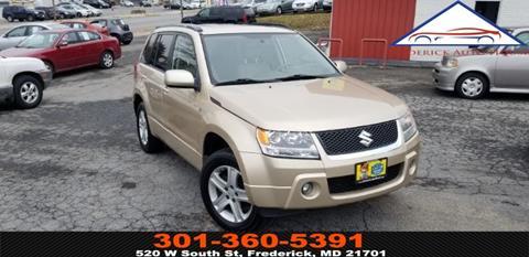 2007 Suzuki Grand Vitara for sale in Frederick, MD
