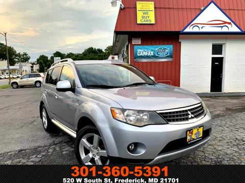 2009 Mitsubishi Outlander for sale in Frederick, MD
