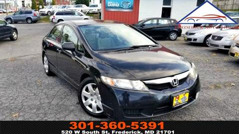 2010 Honda Civic for sale in Frederick, MD