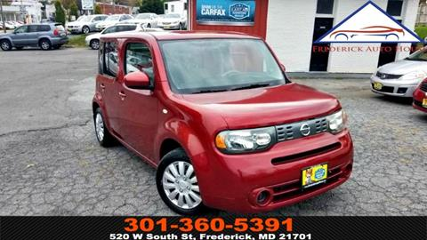 2012 Nissan cube for sale in Frederick, MD