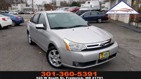 2009 Ford Focus for sale in Frederick, MD