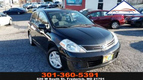 2012 Nissan Versa for sale in Frederick, MD