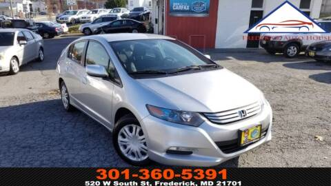 2010 Honda Insight for sale in Frederick, MD