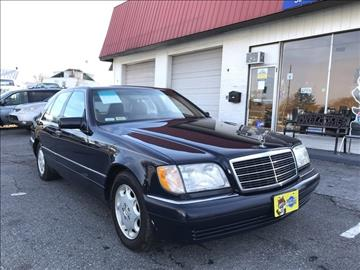 1995 Mercedes-Benz S-Class for sale in Frederick, MD