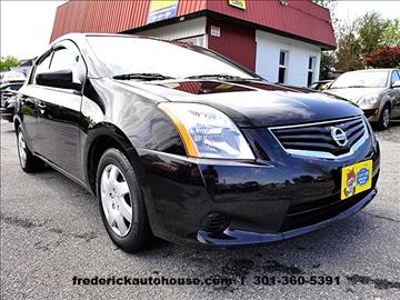 2012 Nissan Sentra for sale in Frederick, MD