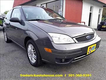 2006 Ford Focus for sale in Frederick, MD