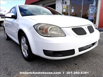 2007 Pontiac G5 for sale in Frederick, MD