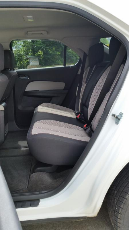 2010 Chevrolet Equinox for sale at McCall's Auto Sales in Franklin NC