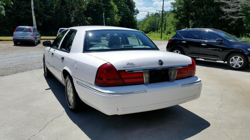 2004 Mercury Grand Marquis for sale at McCall's Auto Sales in Franklin NC