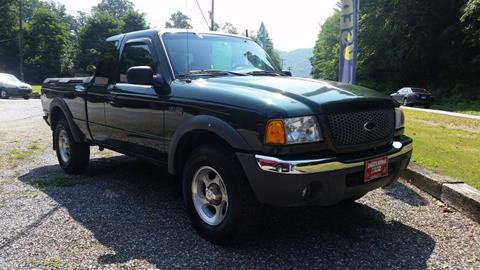 2001 Ford Ranger for sale at McCall's Auto Sales in Franklin NC