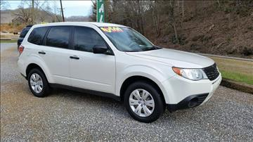 2009 Subaru Forester for sale at McCall's Auto Sales in Franklin NC