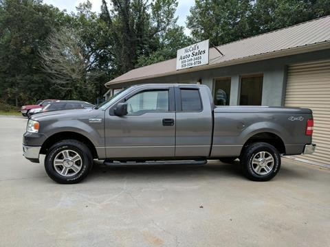 2005 Ford F-150 for sale at McCall's Auto Sales in Franklin NC
