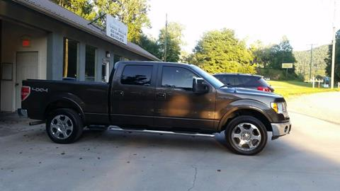 2009 Ford F-150 for sale at McCall's Auto Sales in Franklin NC