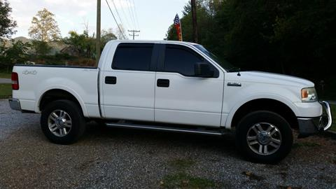2007 Ford F-150 for sale at McCall's Auto Sales in Franklin NC