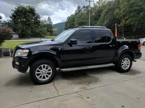 2007 Ford Explorer Sport Trac for sale at McCall's Auto Sales in Franklin NC