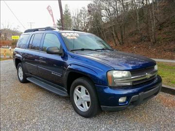 2003 Chevrolet TrailBlazer for sale at McCall's Auto Sales in Franklin NC