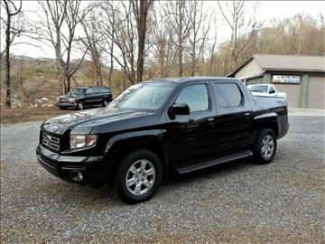2006 Honda Ridgeline for sale at McCall's Auto Sales in Franklin NC