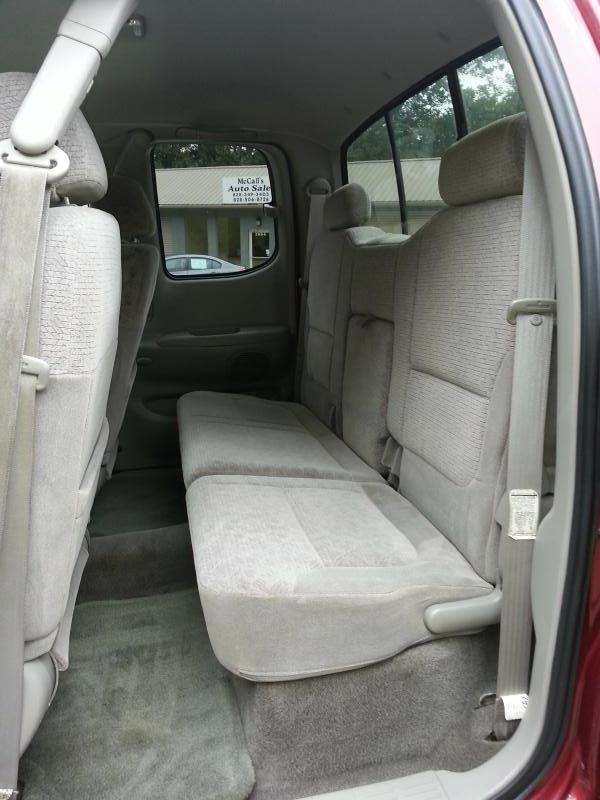 2000 Toyota Tundra for sale at McCall's Auto Sales in Franklin NC